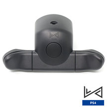 Bouton arrière de fixation de la manette dualshock 4, pédales, Turbo automatique, Extension Rea pour manette de jeu PS4