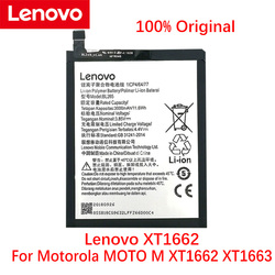Original 3000mAh BL265 battery For Lenovo XT1662 For MOTO M XT1662 XT1663 Phone High Quality NEW +Tracking Number