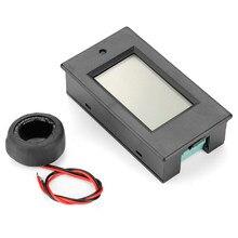 Numérique LCD panneau moniteur AC tension mètres 100A/80 ~ 260V puissance énergie voltmètre ampèremètre Watt courant ampères volts mètre testeur