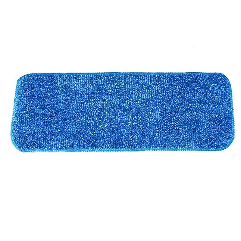 6 Pieces Microfiber Cleaning Pads Reveal Mop 16 To 18 Inch Fit for Most Spray Mops and Reveal Mops Washable (16.5 X 5.5 Inch)|Mops| |  - title=