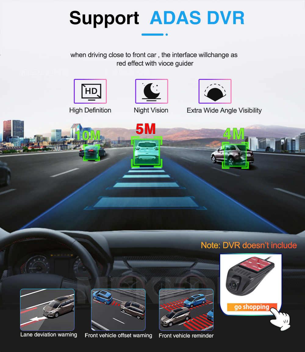 Radio Multimedia con GPS para coche, radio con reproductor, navegador, 4G LTE, 9 pulgadas, Android 10, para VW, Passat B6, touran, volkswagen, Skoda, Octavia 2, polo, golf 5, 6