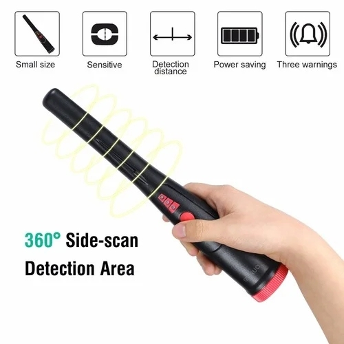 Metal Detector Underground gold pinpointer gp pointer finder all search digger kit tester detecting machine metaldetector mine 2