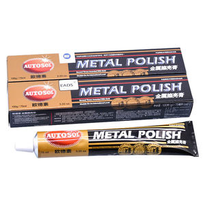 50g/100g Metal Polish Paste For Cars Watch Mirror Wax Grinding Polishing Paste Wax Metalworking Metal Tools