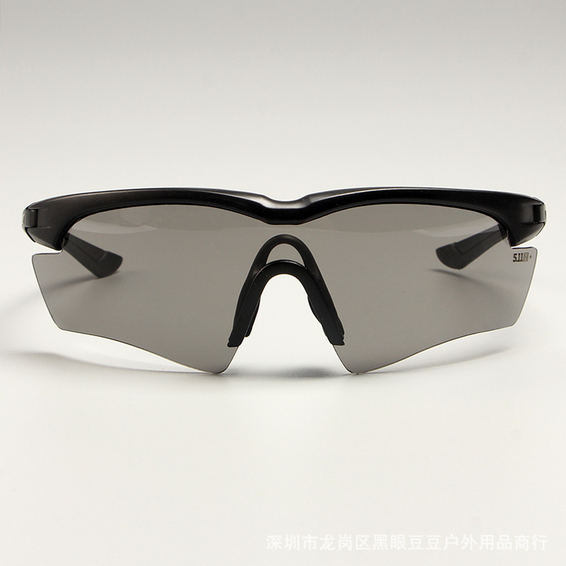 5.11 Eagle Eye-protection Goggles Army Fans Tactical Shooting Bulletproof Glasses Riding 511 Glasses 52308 Giant Eagle