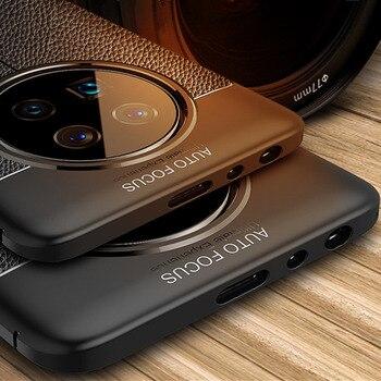 Custodia In Silicone morbida Per Huawei Compagno di 40 Pro Caso Compagno di 40 10 Lite Nova 2i Della Copertura Posteriore Del Telefono Del Respingente Per huawei Mate 40 Pro Funda