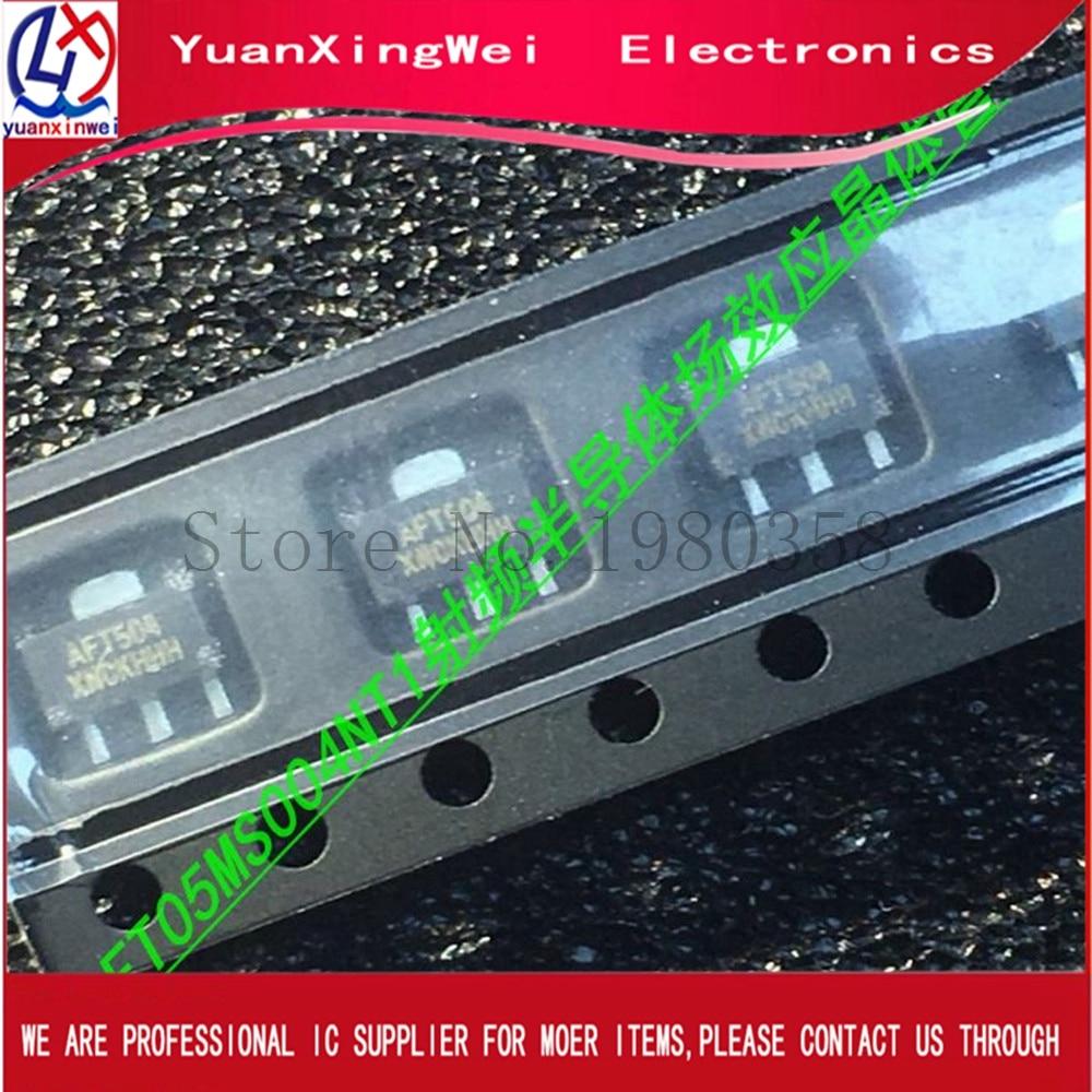 2pcs/lot AFT05MS004NT1 AFT504 AFT05MS004N SOT-89 New Original