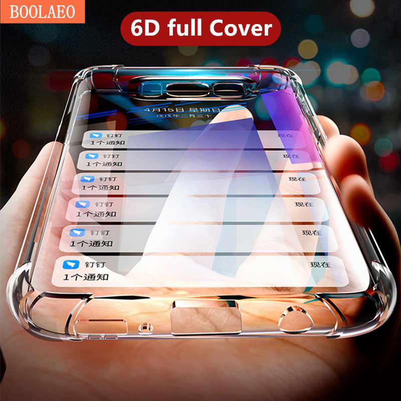 Soft TPU Case For Samsung Galaxy A50 A30 A20 A10 A60 A70 A40 A90 S10 S8 S9 Plus M30 M20 note 10 9 ShockProof Cover Silicone Case