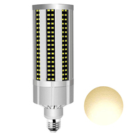 E27 Electric High Power Candelabra Screw Non Dimmable Road Lamp Hotel LED Corn Bulb Emergency Replacement Office Daylight Home