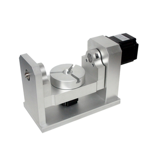 Image 2 - DIY CNC 4th 5th Rotary Axis Dividing Head 50:1 Harmonic Reducer Harmonic Gearbox For CNC Router And CNC Engraver