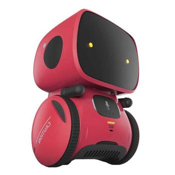 Children Intelligent Interactive Early Education RC Robot Acoustic Interaction Singing Touch Sensitive Voice Control Smart Kit 1