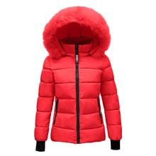 Women's Down Jacket 2020 New Fashion Women Winter Plus Size Solid Color Down Coat Long Sleeve Zipper Pocket Overcoat Куртка