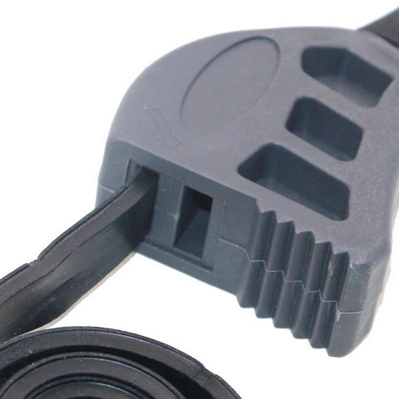 多機能 50 センチメートルゴムベルトレンチ調整可能なボトル自動オイルフィルター車の修理スパナハンドツール FKU66