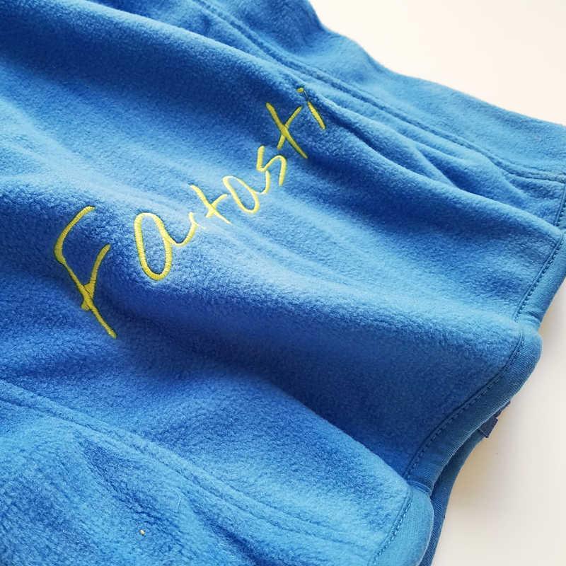 SVELTE/Детская однотонная флисовая куртка для мальчиков; сезон осень-зима; теплые пальто; свитер для малышей; трикотажная Повседневная Верхняя одежда с длинными рукавами