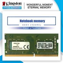 Kingston-Memoria Ram Intel para videojuegos, 8GB, 4GB, DDR4, 2400MHz, 2666NHz, 16gb, 1,2 V, 260 Pines, para Notebook