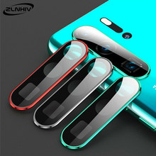ZLNHIV Camera Lens for Samsung Galaxy S8 S9 S10 lite S10E S20 plus S20 UItra phone screen protector Camera Tempered Glass Flim