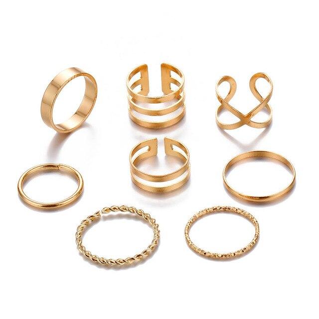 11 Vintage Twist Gold...