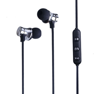 Image 5 - Sport Magnetic XT 11 Bluetooth Earphone V4.2 Stereo Sports Waterproof Earbuds Wireless in ear Headset with Mic for iPhone Samsun