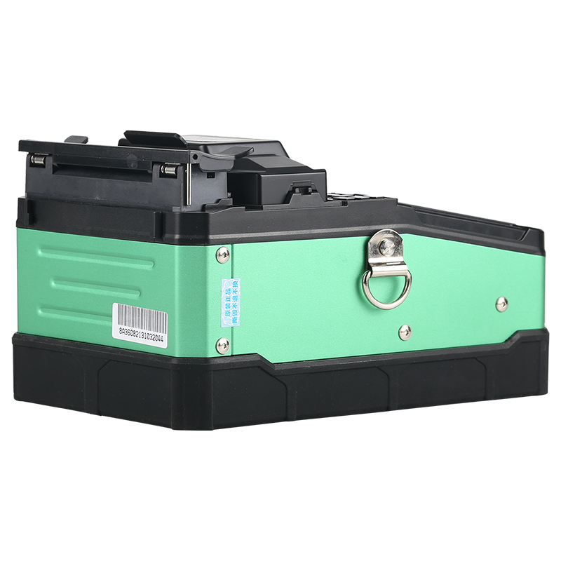 A-81S зеленый автоматический сварочный аппарат волоконно-оптический сварочный аппарат машина для сращивания оптического волокна