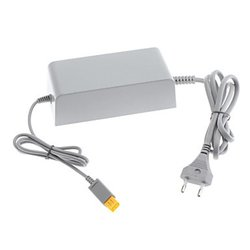 US/EU Plug Adapter Power Supply Charger For Nintendo Wii U Console Game Switch Charger For Large-screen HD TV