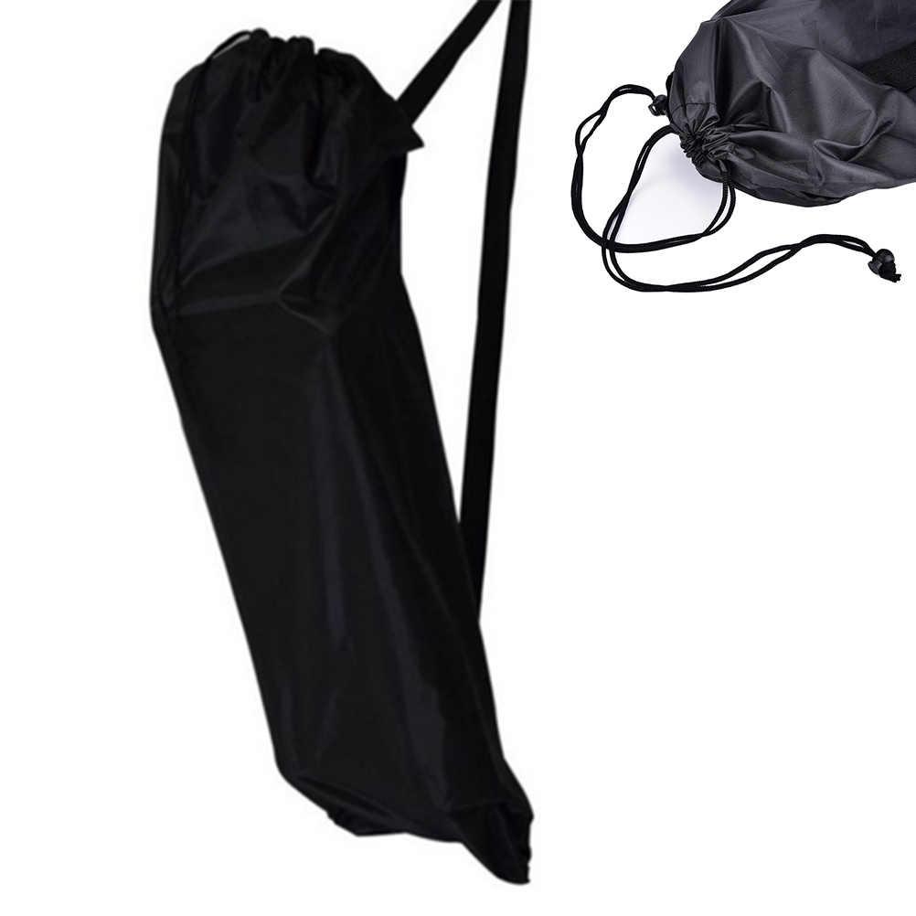 Czarny Nylon tkaniny deskorolka torba popularne Kick Skate skuter Longboard worek do przechowywania torba na zewnątrz 88*30 cm
