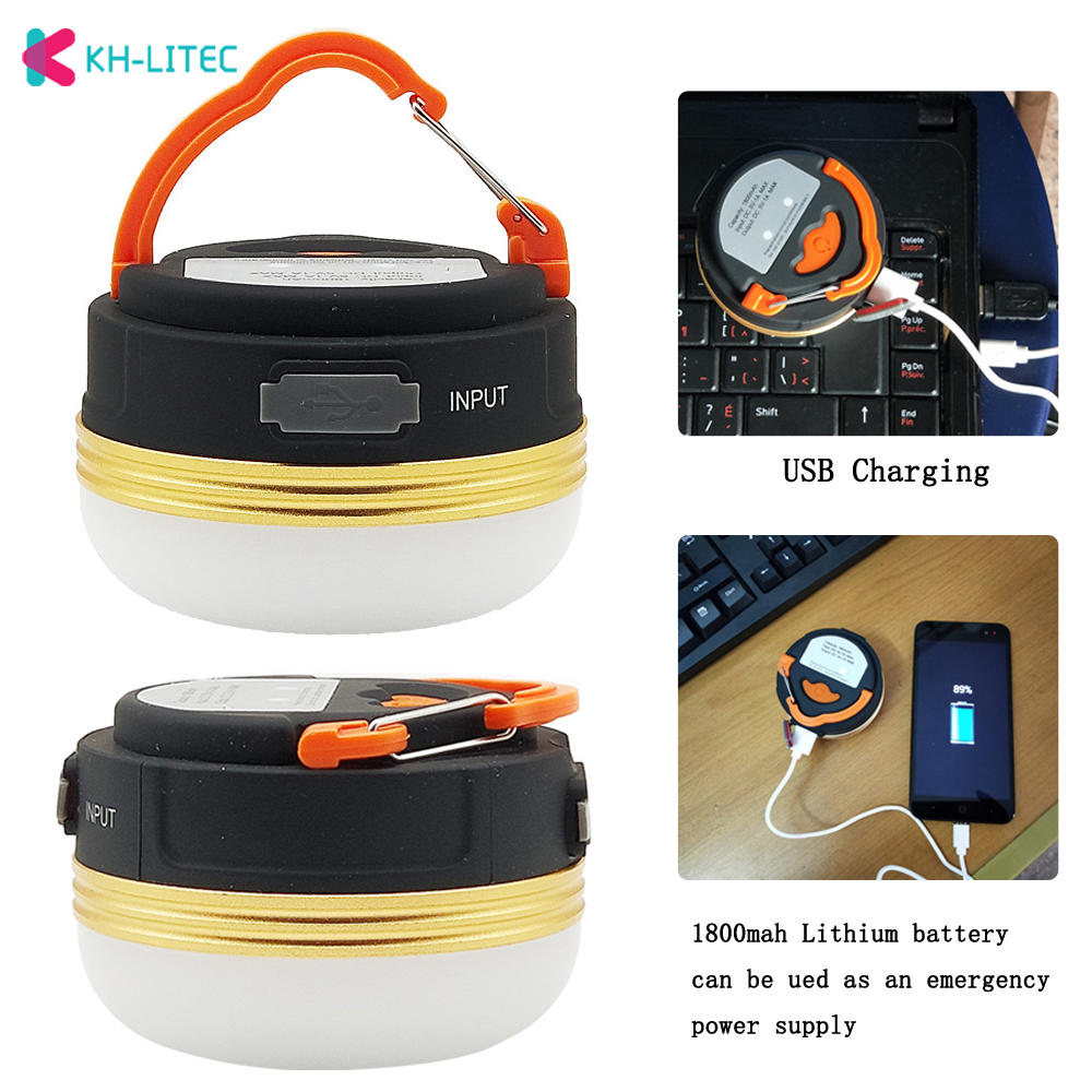 KHLITEC-Mini-Portable-Camping-Lights-3W-LED-Camping-Lantern-Tents-lamp-Outdoor-Hiking-Night-Hanging-lamp-USB-Rechargeable(2)