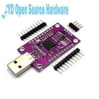 CJMCU FT232H USB to JTAG UART FIFO SPI I2C High Speed Multifunction FT232H Serial Port Module