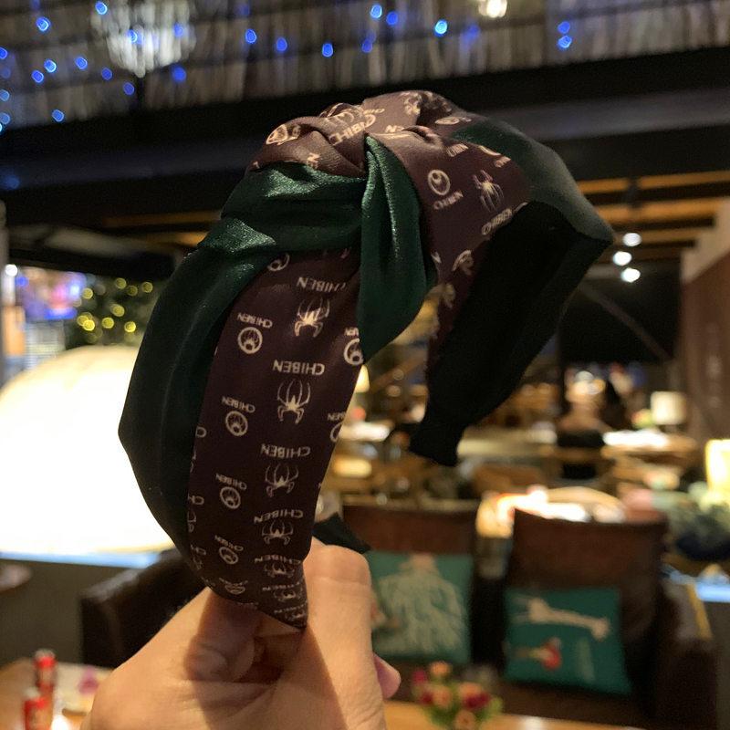 Winter Hairband 2019 New Headband For Women Fashion Wide 3