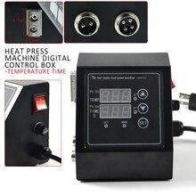 110v/220V Heat Press Machine Digital Control Box-Temperature