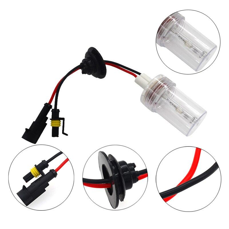 HIDLT 2PCS AC 12V 100W 75W 150W Xenon Bulbs H7 H1 H3 H11 9005 HB3 9006 HB4 D2H 4300K 5000K 6000K 8000K Auto Car Light Bulb Lamp (9)