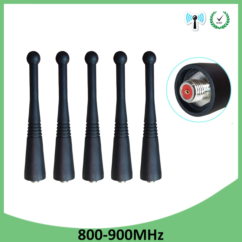 Car Talkies For Motorola One Antenne For E398 G6 Razr V3i E5 P30 Sma Uhf Walkie Talkie Tactical For Baofeng 5r Vhf Dmr 430mhz