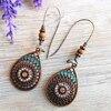 Boho Style Hollow Women's Drop Earrings Earrings Jewelry Women Jewelry