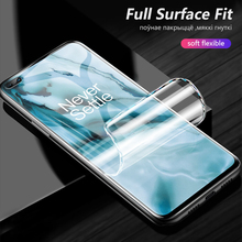 CHYI Hydrogel film for oneplus 9 nord n10 5G screen protector 3D protection film for one plus 8T 7T 7 8 pro 6 5 3 T NOT glass