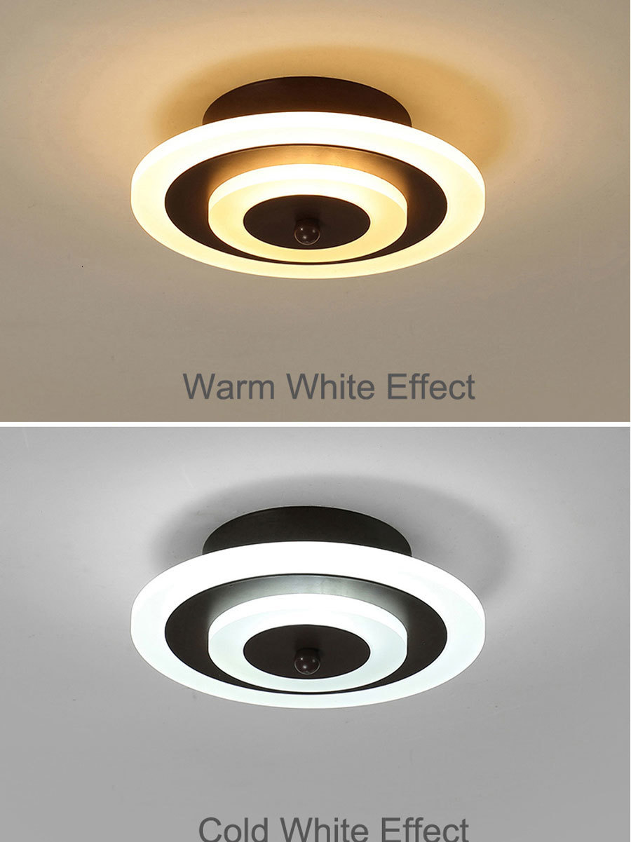 Hf9fce02e82b94ea0819ccf8154c77511d Ceiling Light Modern LED corridor Lamp For bathroom living room round square lighting Home Decorative Fixtures dropshipping