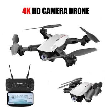 FPV WIFI 720P/1080P Cámara Rc Drone Quadcopter 720P/1080P Cámara plegable Quadrocopter Mini...
