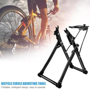 Image 2 - Bike Wheel Truing Stand Home Mechanic Truing Stand Maintenance Repair Tool for 24/26/28inch Bicycle