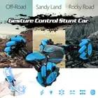 RC Car Remote Control Stunt Car Rock Crawler Monster Truck 4WD Dual Motors Electric Racing Car Twist Vehicle Gesture Control Car