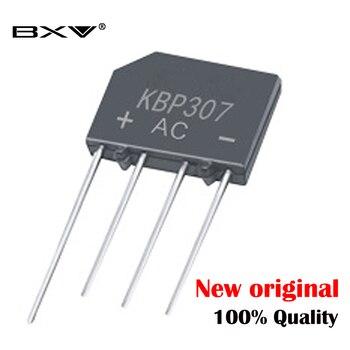 10 unids/lote 3A 1000V KBP307 Puente rectificador de diodo KBP 307 diodo de potencia electrónica componentes