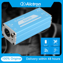 цены SD205 Passive Alctron Direct Box Stereo DI Box  3.5mm Convert Unbalanced To Balance Plug And Play Optimizing The Signal Level