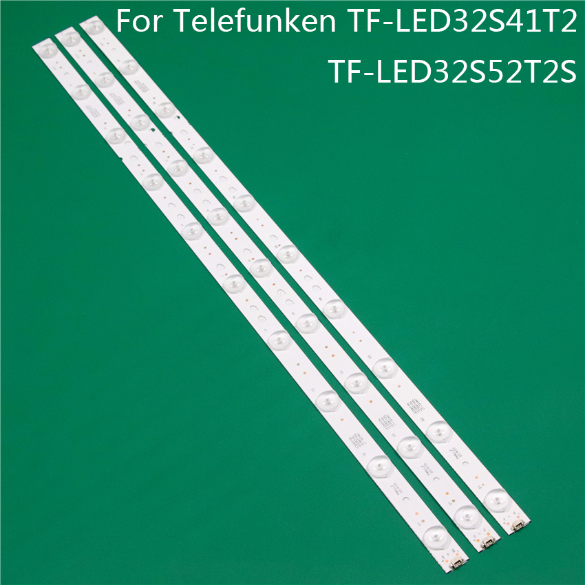 Brand New 10 LED 635mm LED TV Illumination For Telefunken TF-LED32S41T2 TF-LED32S52T2S 32