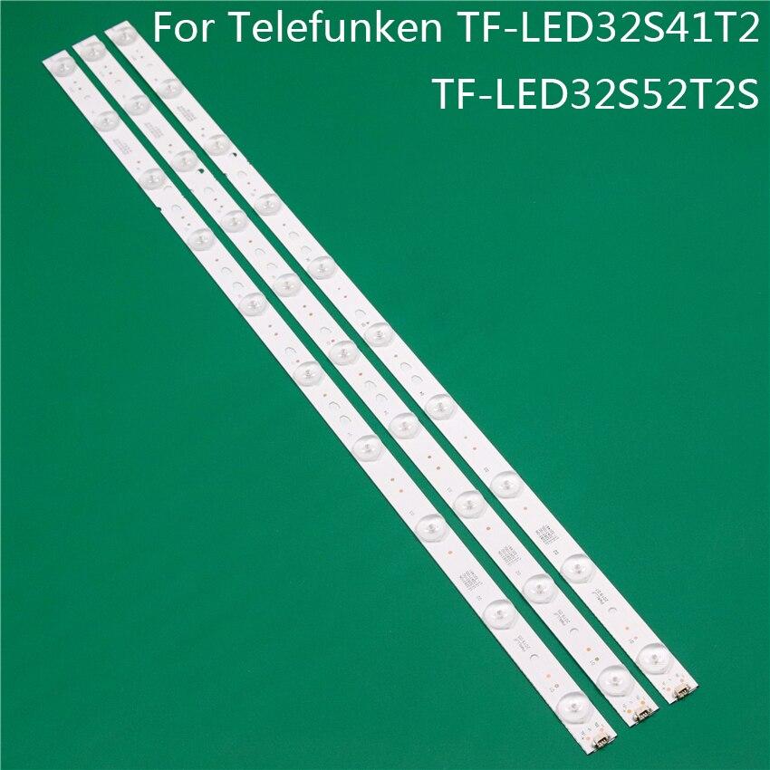 Brand New 10 LED 635mm LED TV Illumination For Telefunken TF-LED32S41T2 TF-LED32S52T2S 32