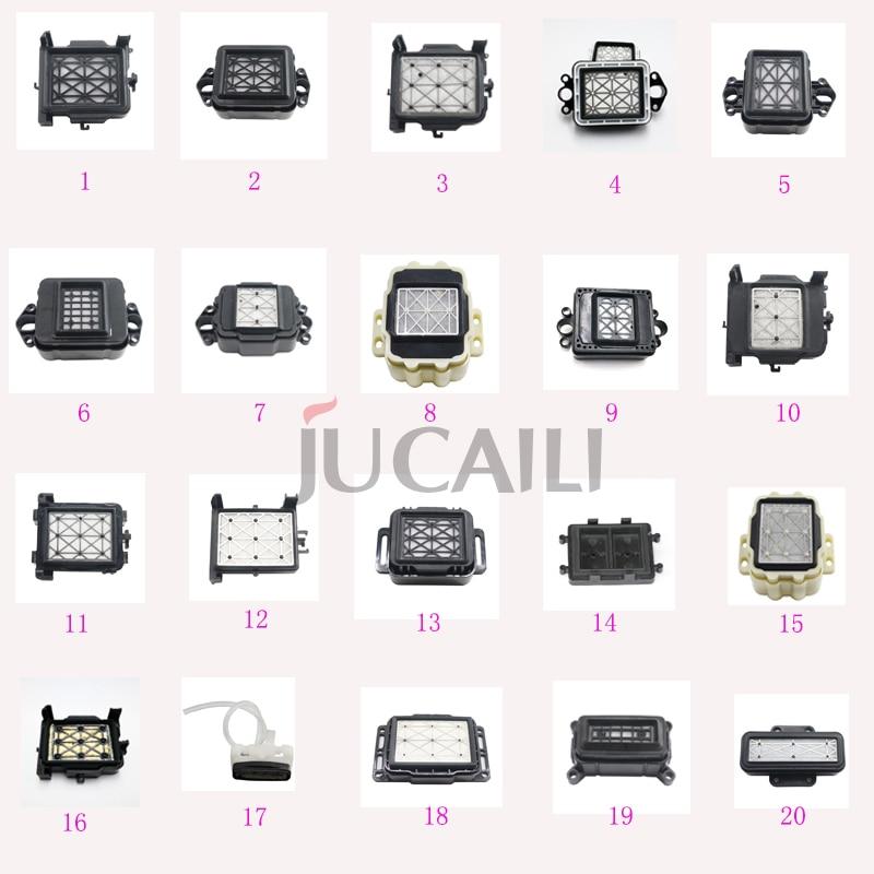 Jucaili 2 шт Различные Cap Top для Epson xp600/dx4/dx5/dx7/5113/mimaki jv33/Ricoh GEN5 печатающая головка закупорочная крышка