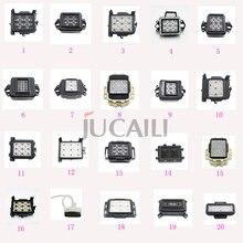 Jucaili 2 pièces Divers capuchon pour Epson xp600/dx4/dx5/dx7/5113/ jv33/Ricoh GEN5 tête d'impression bouchage bouchon station