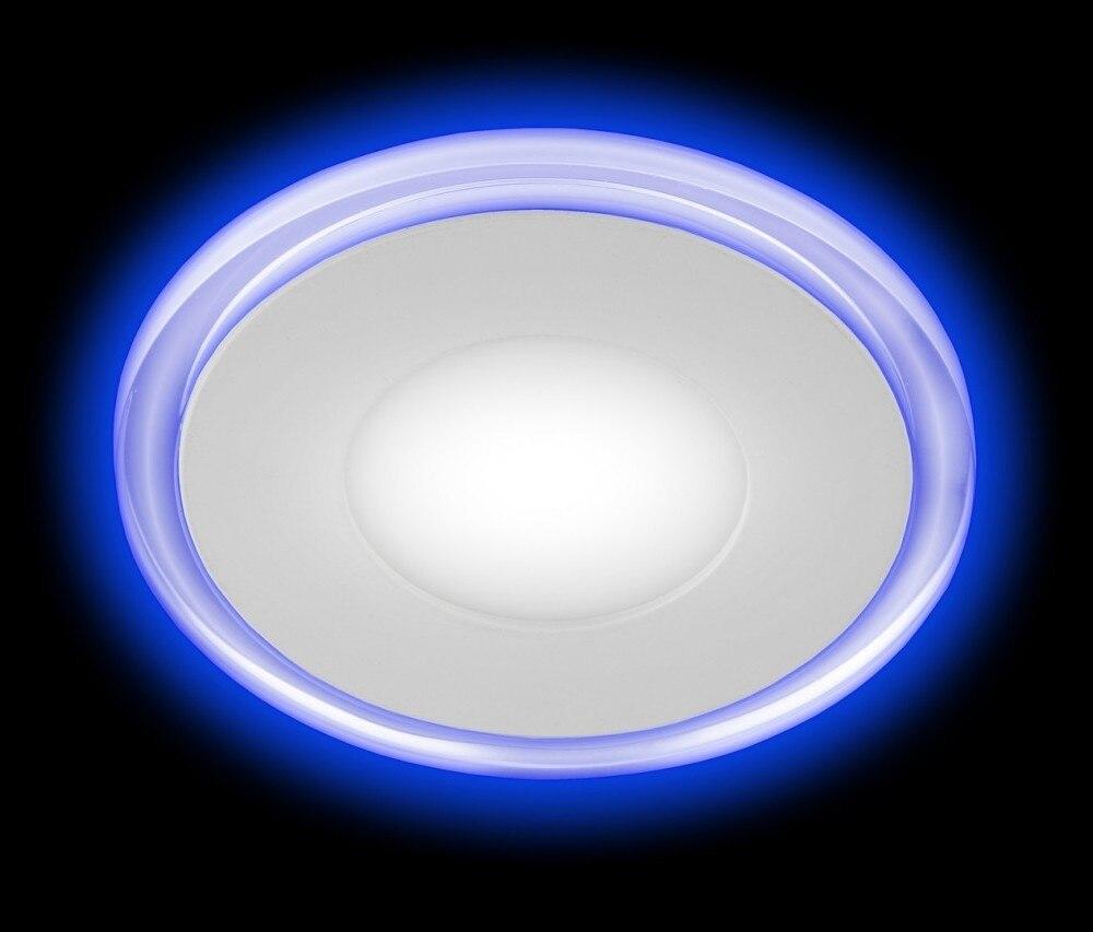 ERA led 3-9 BL lamp led round C light led 9W 220V 4000K б0017493