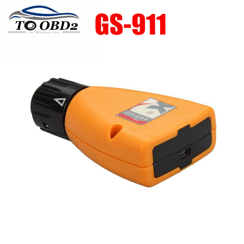 High Quality GS-911 V1006.3 For BMW Motorcycles Emergency Diagnostic Scanner Tool GS911 GS 911 To Read Diagnostic Fault Code Ect