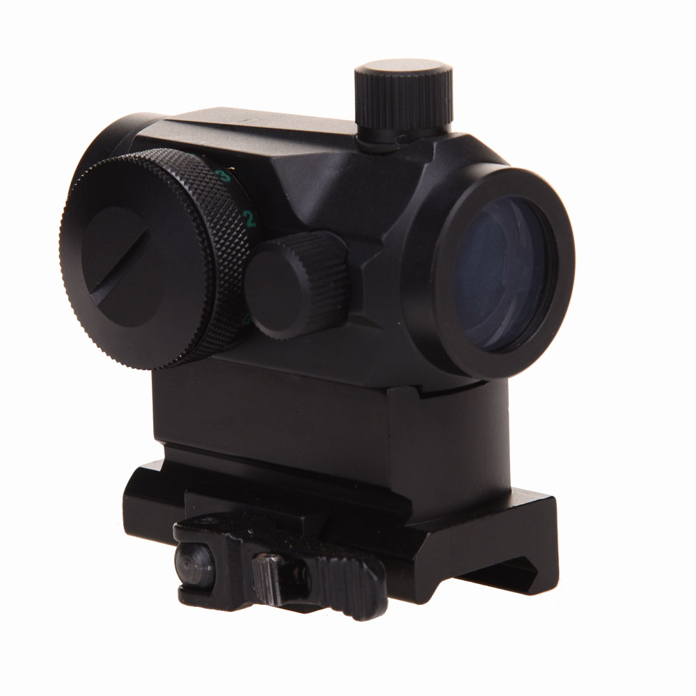 Caça Holográfica Red Dot Scope 1x24 Desmontagem