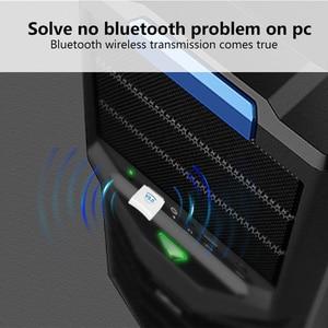 Image 5 - Usb Bluetooth 4.0 Adapter Dongle Voor Pc Computer Laptop Draadloze Muziek Audio Speaker Oortelefoon Ontvanger Zender Transmisor