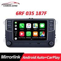 Android Auto Carplay RCD330 Plus RCD330G RCD340G RCD 330 For 6RF 035 187F For VW Tiguan Golf 5 6 MK5 MK6 Passat Polo 187F