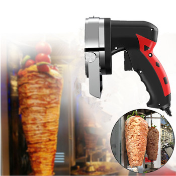 2019 Turkish barbecue knife machine electric doner kebab cutter slicer