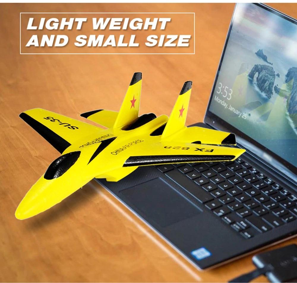 Modelo de avión Drone para niños
