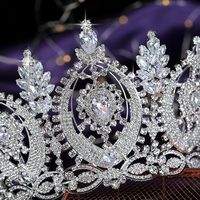 Tiaras and crowns hadiyana classic